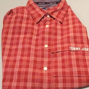 Tommy Jeans Brand XL Shirt